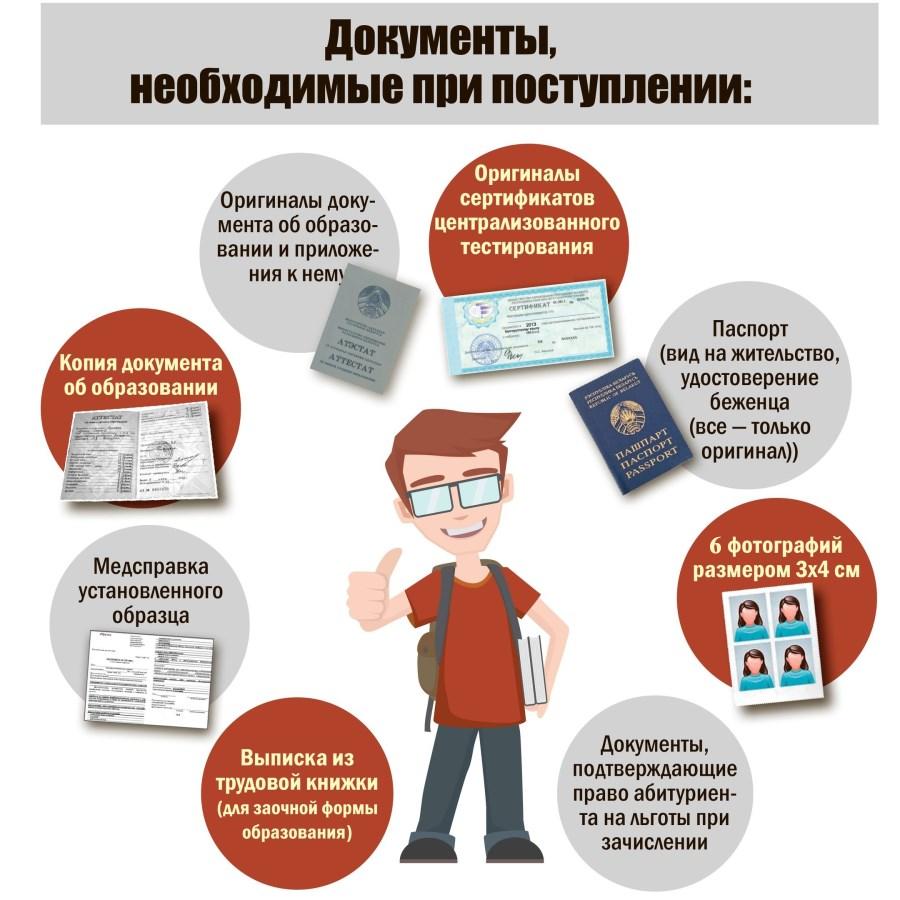 dokumenti v priemnuyu komissiyu jpg