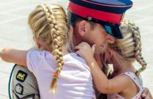 получить деньги военному на ребенка